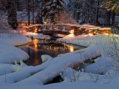 Lake Creek Lodge - Winter Photography 2008
