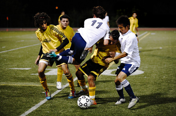 Orange Coast College Soccer