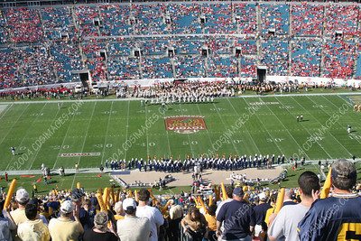 2003 Bowl Trip - Pregame Formations