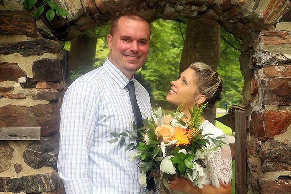 RAY & AMANDA'S WEDDING - JUNE 13, 2021