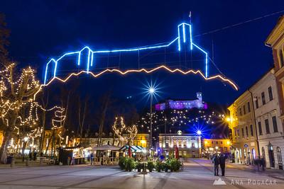 Festive Ljubljana - Dec 15, 2014