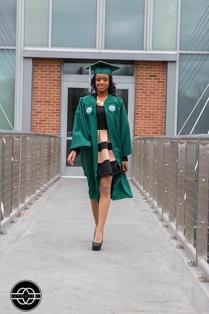 Ciara London Graduation Photo Shoot