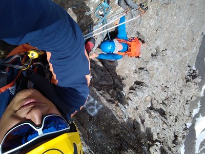 3 Day Climbing and Dry Tooling Sierra Nevada 1st - 3rd June