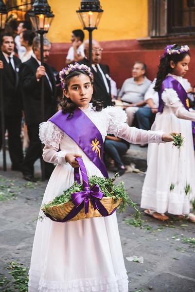 Mexico : San Miguel de Allende