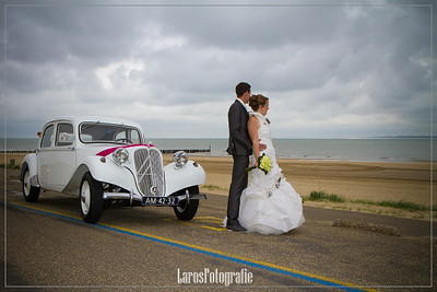 Huwelijk Jelle & Veronique