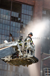 Remington Arms 3rd Alarm (Bridgeport, CT) 8/28/10