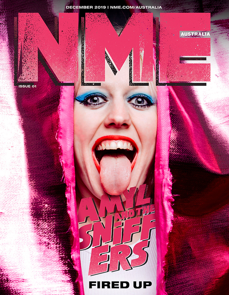 NME No 1 December 2019 (photo credit: NME.com)