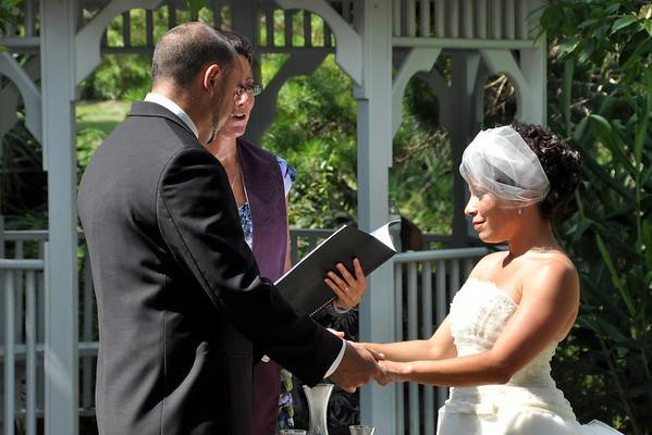 Aaron & Michelle's Wedding Ceremony 06/12/10