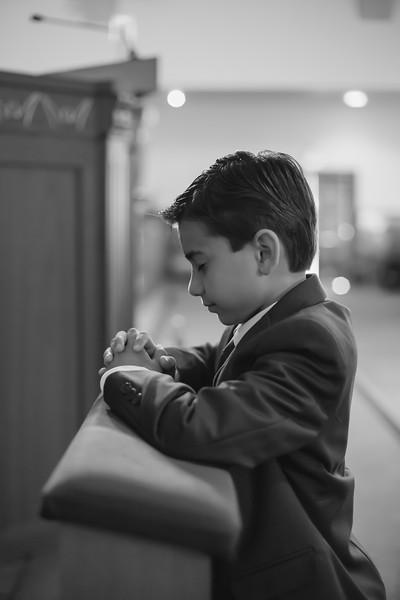 I.Parson First Communion