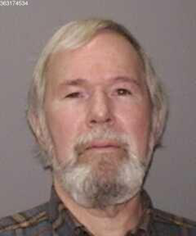 . This undated photo provided by the New York State Police shows Kurt R. Meyers, the man being sought in connection with the shooting of six people in two incidents in upstate New York, Wednesday, March 13, 2013. Authorities said guns and ammunition were found inside Meyers\' Mohawk, N.Y., apartment after emergency crews were sent to put out a fire there Wednesday morning. Soon after, two people were fatally shot and two others wounded at John\'s Barber Shop, around the corner from the apartment, police said. The second shooting happened about a mile away in Herkimer, where two people were killed at Gaffey\'s Fast Lube and Car Wash. (AP Photo/New York State Police)