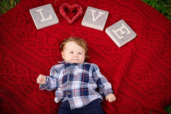 Mr. S First Valentines