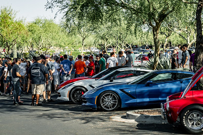 2018-07-07 July Scottsdale Motorsports Gathering