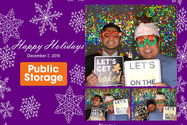 Public Storage Holiday Party 2019