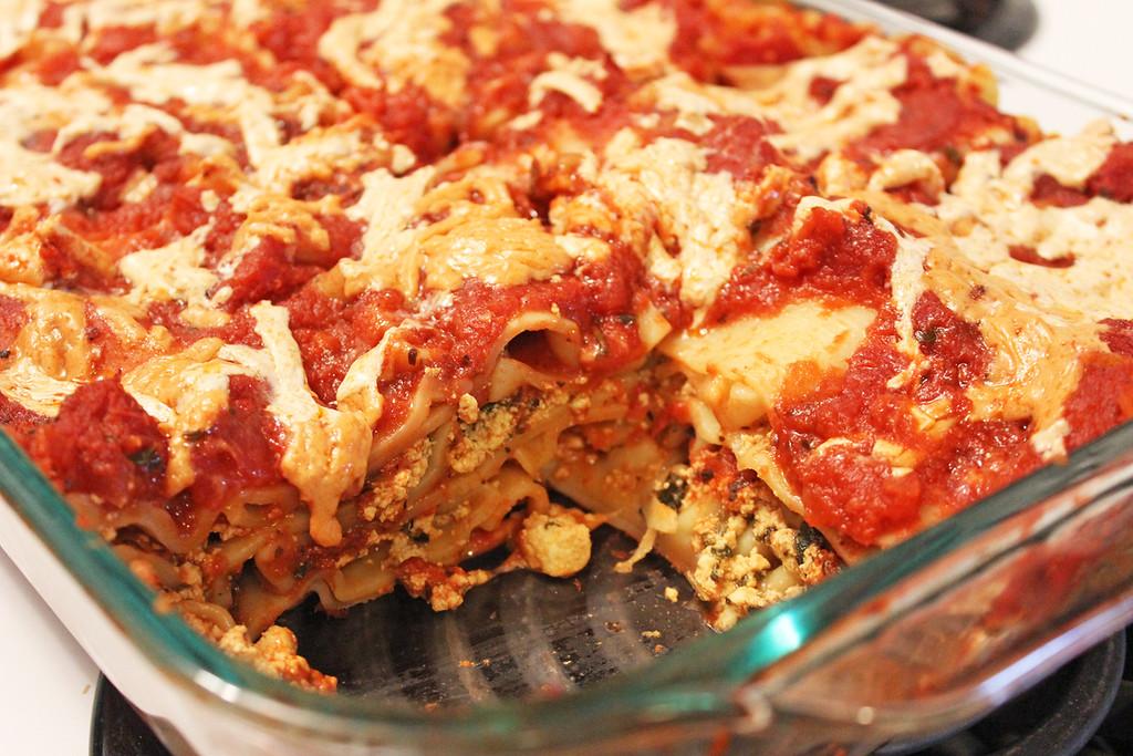 My Homemade Vegan Lasagna - Vegan Italian Recipes