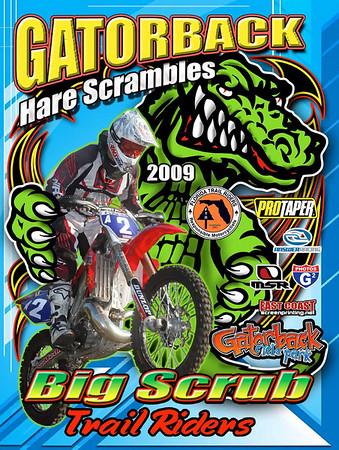 FTR- H/S #9 Gatorback 2009