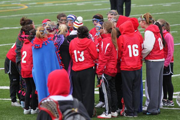 2011 AHS Lacrosse Game vs Cooper - April 16