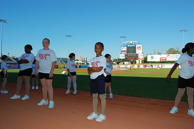 Bounce Around Dance - Captains Game July 3 2010