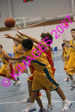 U/12 M Comets Vs Gosford 24-2-07