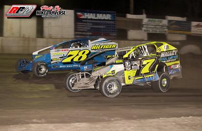 Orange County Fair Speedway - 4/24/21 - Mike Traverse