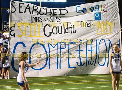 MHS vs St. Pauls - Varsity