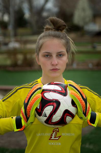 Olivia Soccer Headshot
