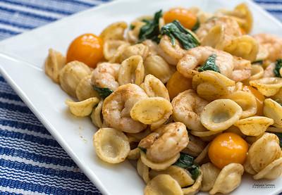Chili Lime Shrimp Pasta Salad-Gluten Free - Catalog #4083