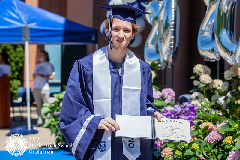 Dylan Goodman Photography - Staples High School Graduation 2020-215.jpg