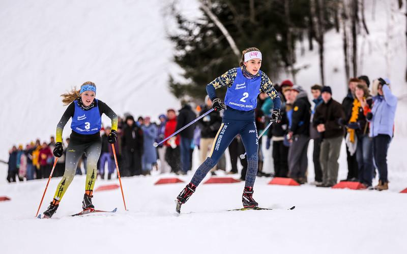 Girls Nordic Freestyle