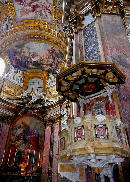 Cathedral, Rome, Italy