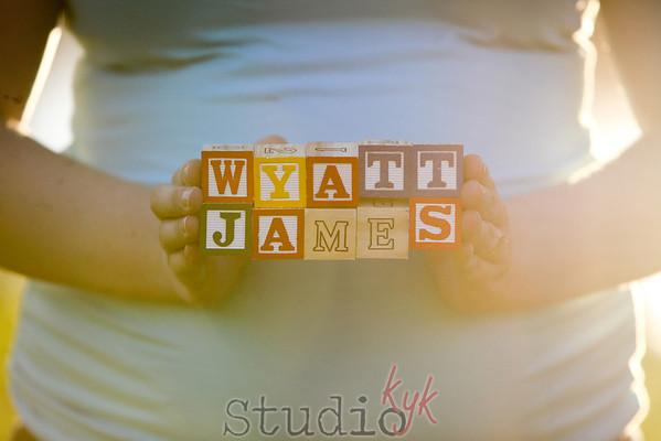 Wyatt James bump