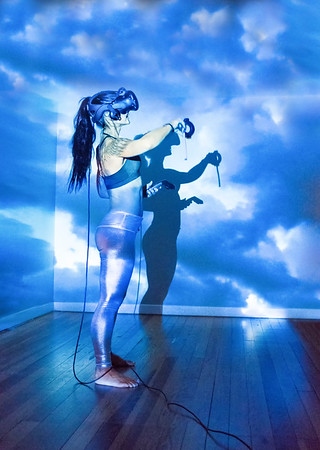 Jeff's Virtual Reality