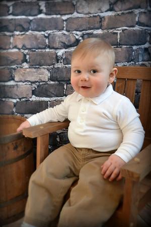 Keegan 9 month