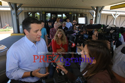 Ted Cruz Meet & Greet 9-20-15