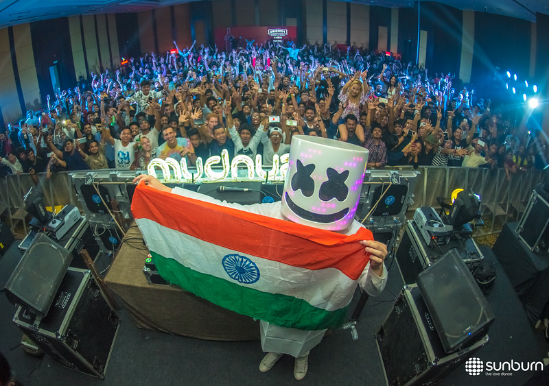 Marshmello India Tour