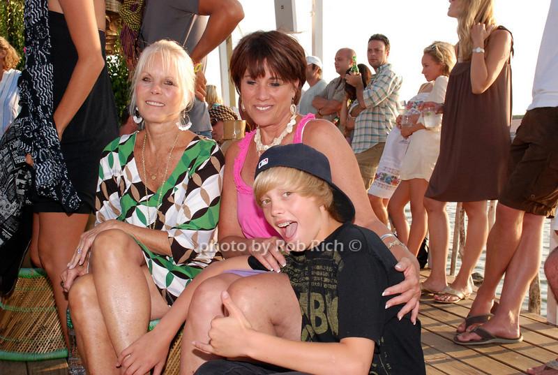 Tony Strauch, Kristin Biorn and Taylor Mackall