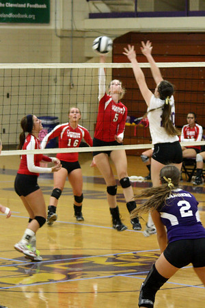 Volleyball vs Keystone 8/28/2012