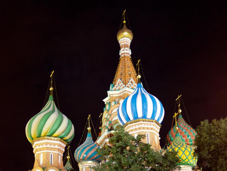 Kremlin & Red Square