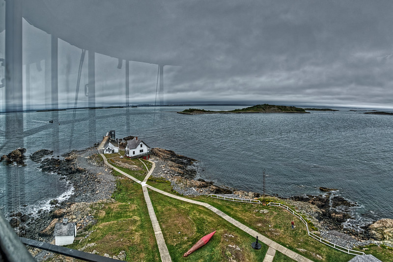 Top of Boston Light - Little Brewster Island.jpg
