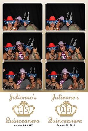 Julienne's Quince