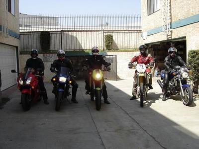 2005 MotoGP trip