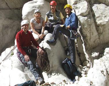 Canyoning 2008