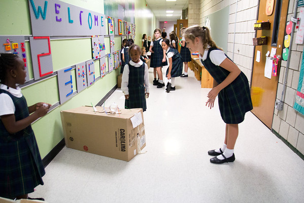 Lower School Caine's Cardboard Arcade