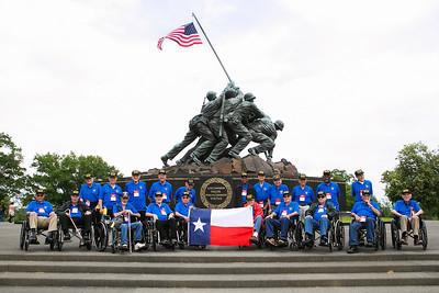 Honor Flight Houston - Air Force & Marine Corp Memorial's