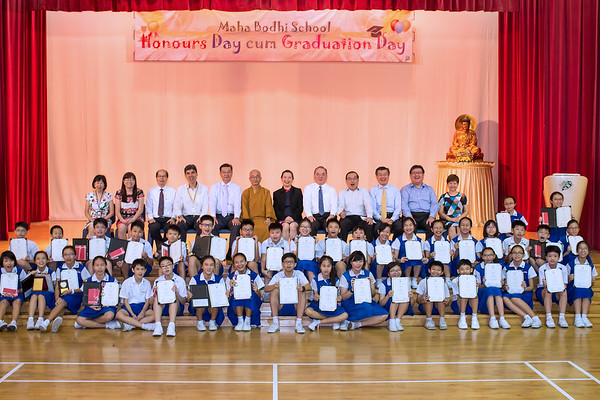111518  Maha Bodhi 70th Graduation Day