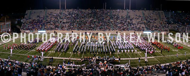 2007 Band Day Panoramic
