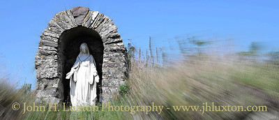 Chapel of St Non & Holy Well