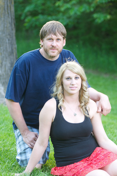 Kelsey and Dustin