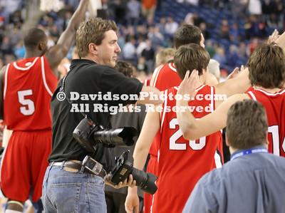 NCAA - Wisconsin - Sweet 16 2007-08