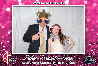 GBUMC Father Daughter Dance 2019