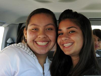 Senior Trip to UC Santa Cruz 9/25/08